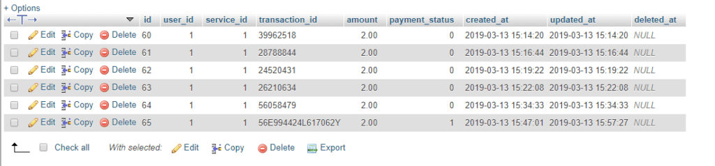 Paypal payment gateway integration in Laravel 5.7 step by step